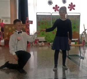 Mlada plesalca. Foto: Simona Lustek