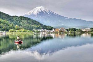 Gora Fuji. Foto: Digicacy. CC BY-NC-SA 2.0