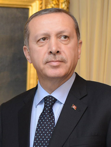 Turški predsednik Recep Tayyip Erdoğan. Foto: Arhiv čilske vlade. CC BY 3.0 CL