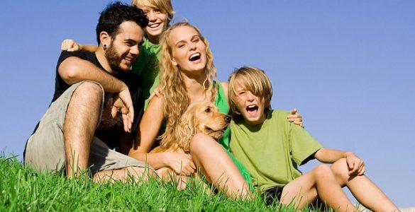 Družine se zelo različne. Vir: Pixabay