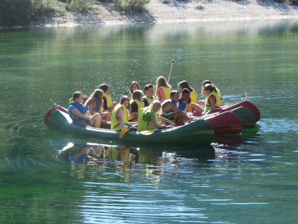Aktivne počitnice v CŠOD. Vir: Arhiv CŠOD