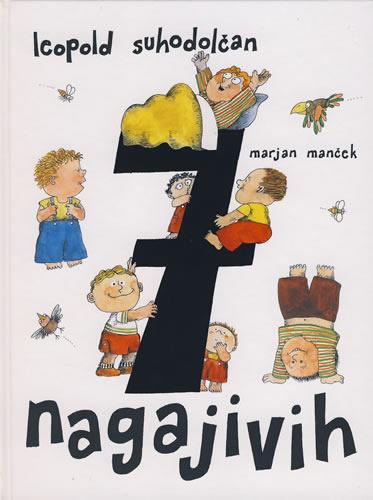 Knjiga 7 nagajivih