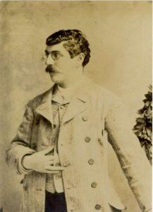 Ignacij Borštnik. Vir: Wikipedia