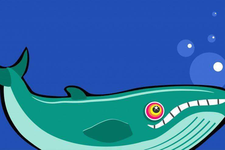 Izziv modrega kita.