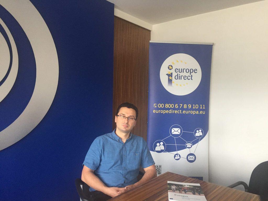 Dejan Bogdan, vodja ED Murska Sobota
