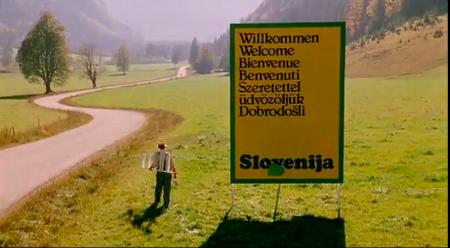 Slovenija, moja dežela.