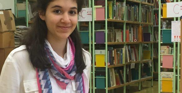 Estrella Maraawi. Foto: Sonja Merljak/Časoris