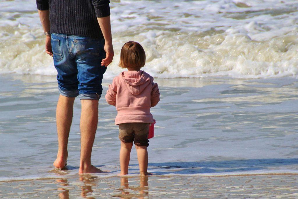 Na obali. Vir: Pixaby/CC