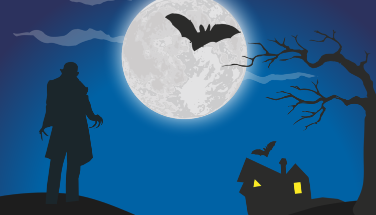 Vampirji. Vir: Pixabay/CC