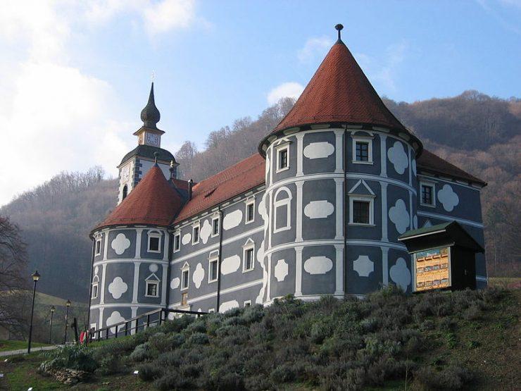 Samostan Olimje. Vir: Wikimedia/CC