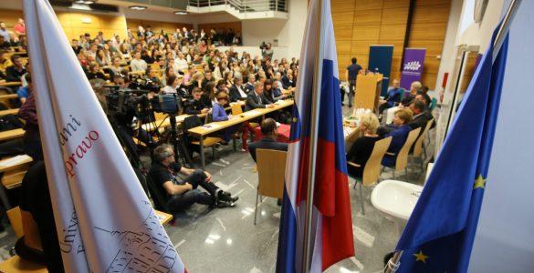 Soočenje. Foto: Matej Pušnik/MSS