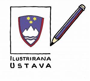Ustava v stripu. Ilustracija: Zoran Smiljanić/DZ