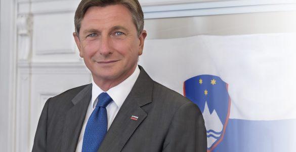 Borut Pahor. Vir: Arhiv volilnega štaba