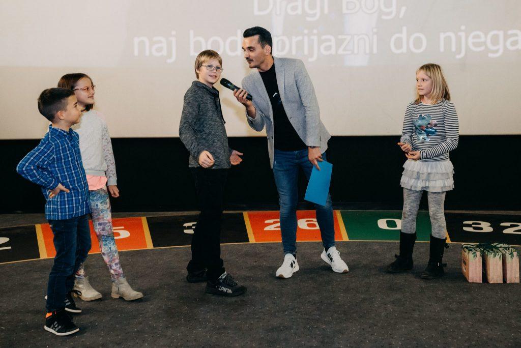 Premiera Čuda v Koloseju. Vir: Blitz Slovenija