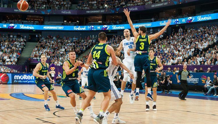 Eurobasket 2017. Foto: Tuomas Vitikainen/Wikimedia