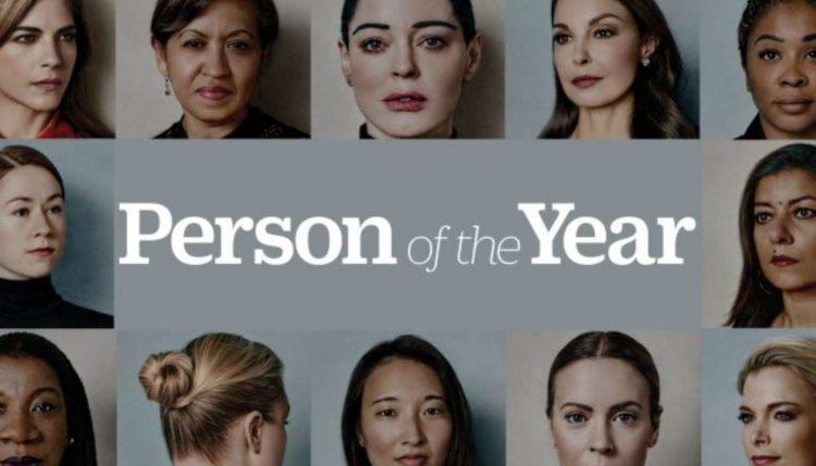 Osebnost leta Time 2017 Vir: Time