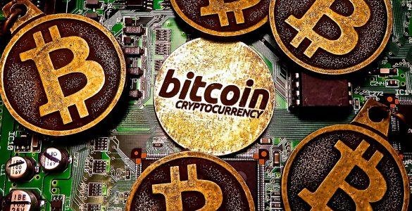 Bitcoin. Vir: BTC Keychain/Flickr