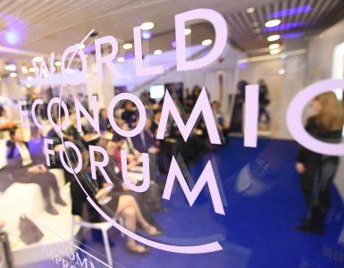 Svetovni gospodarski forum. Vir: Svetovni gospodarski forum/Flickr