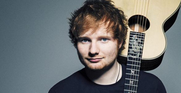 Ed Sheeran. Vir: Flickr