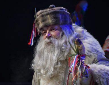 Dedek Mraz. Vir: Arhiv Dedka Mraza/Mini Teater