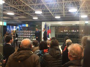 Otvoritev razstave o Bolgariji. Foto: Sonja Merljak/Časoris
