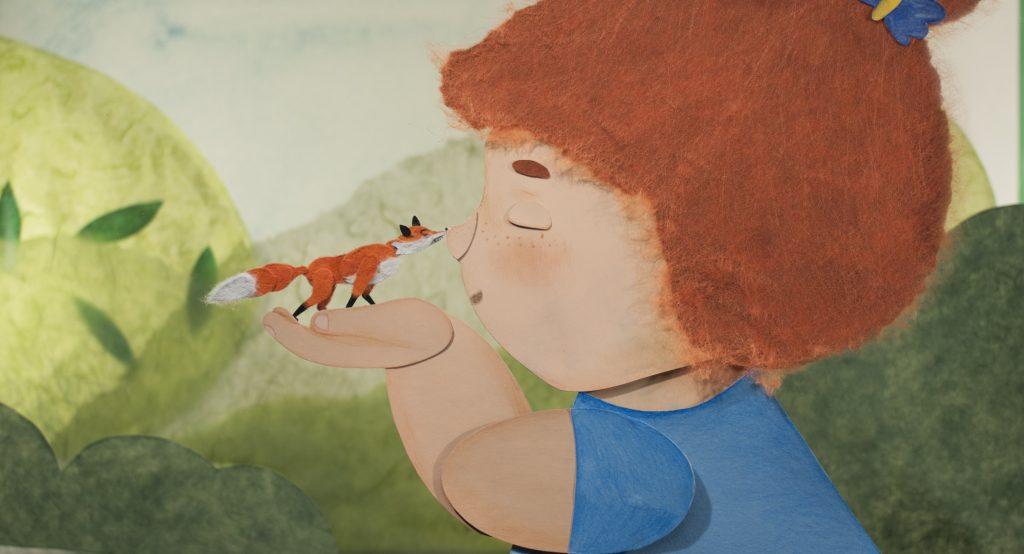 Lisičke in druge zgodbe. Vir: Arhiv Festivala Bobri