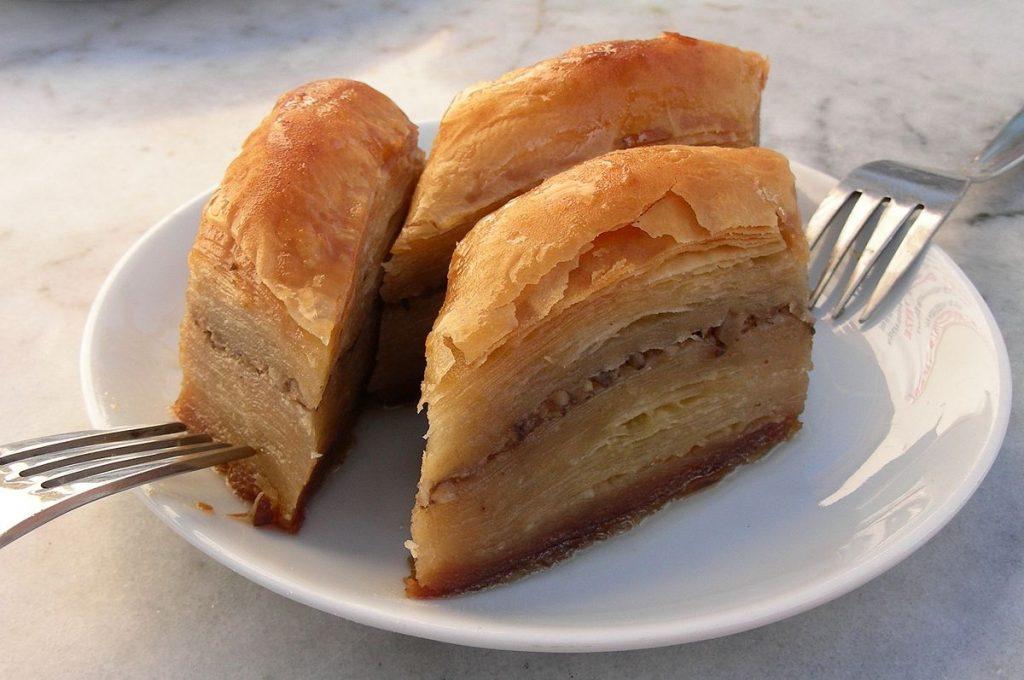 Baklava. Vir: Wikipedia