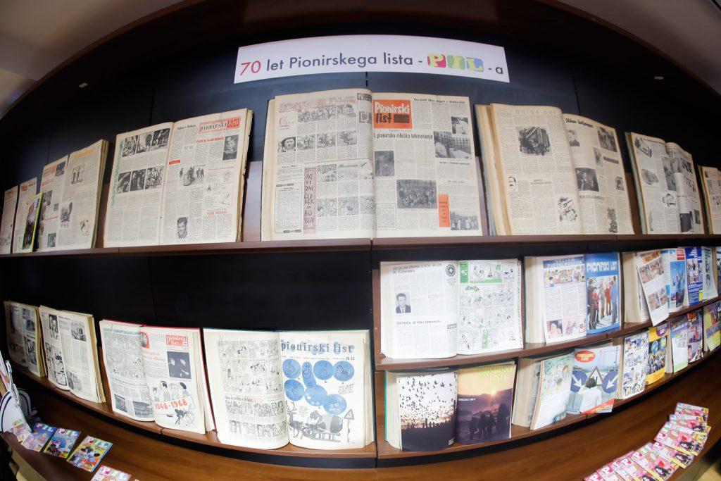 Sedemdeset let revije Pil. Vir: Mediaspeed/Arhiv MK