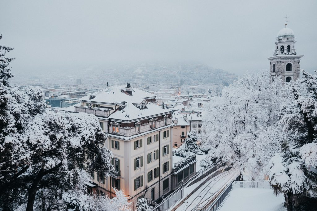 Polarni mraz. Vir: Pexels