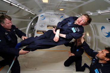 Stephen Hawking. Vir: Wikipedia