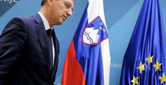 Predsednik vlade Miro Cerar je odstopil s polozaja. Foto: Daniel Novakovič/STA