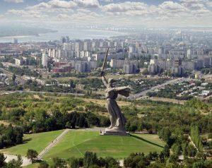 Volgograd. Vir: Wikiepdia