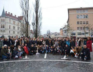 Erasmus+ na OŠ Benedikt. Vir: Arhiv OŠ Benedikt