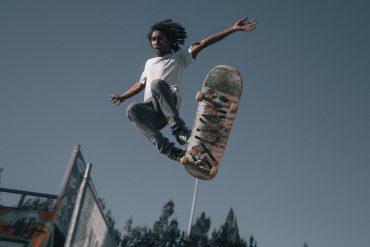 Skateboarding. Credit: Pixabay