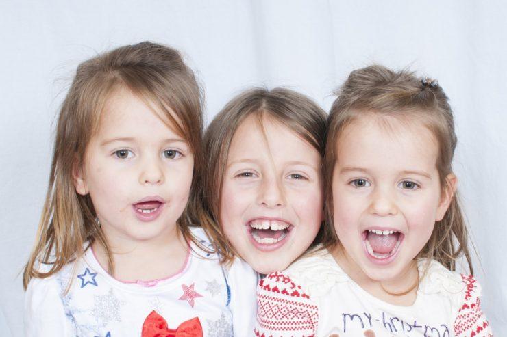 Smiling Children. Credit: Pxhere