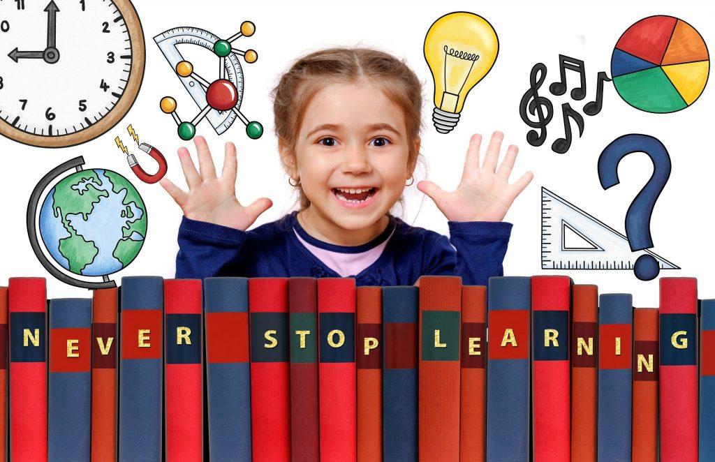 Pozitivna psihologija in pozitivna edukacija. Vir: Pixabay