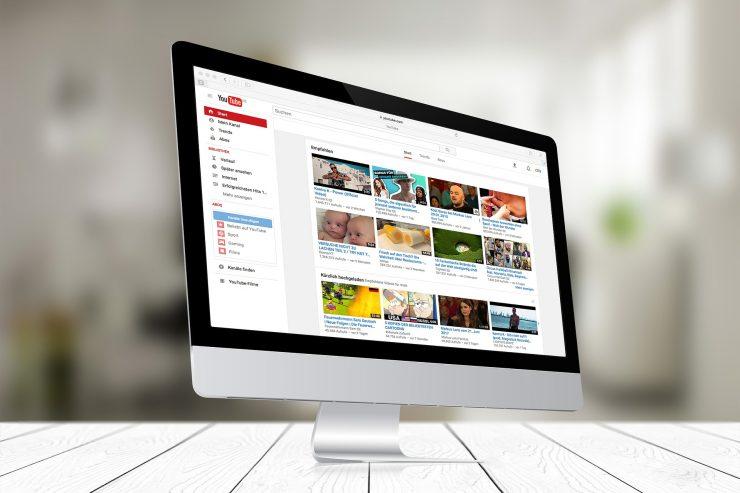 YouTube in nelegalni podatk o otrocih. Vir: Pixabay