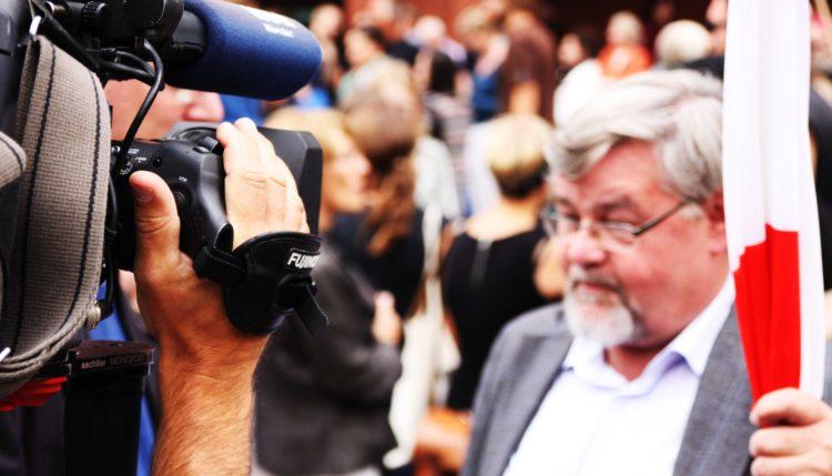 Dan svobode medijev. Vir: Pexels