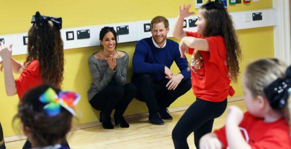 Meghan Markle in princ Harry ter kraljeva poroka. Vir: Royal.uk