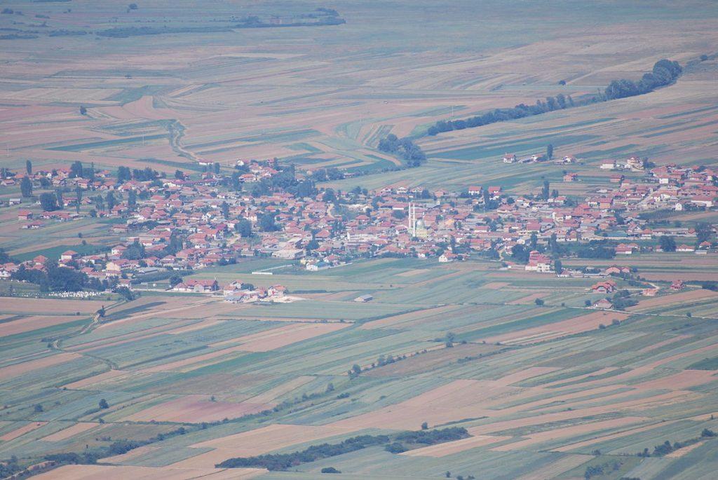Anes Ramikjevikj prihaja iz vasi Lažani. Foto: Rašo/Wikipedia