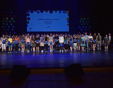 Zotkini talenti 2018. Foto: Tamino Petelinšek/STA