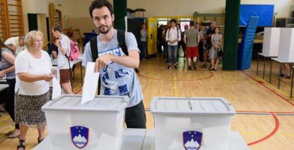 2018 Parliamentary Elections. Credit: Nebojša Tejić/STA