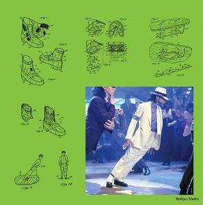 Čevlji Michaela Jacksona. Vir: URSIL