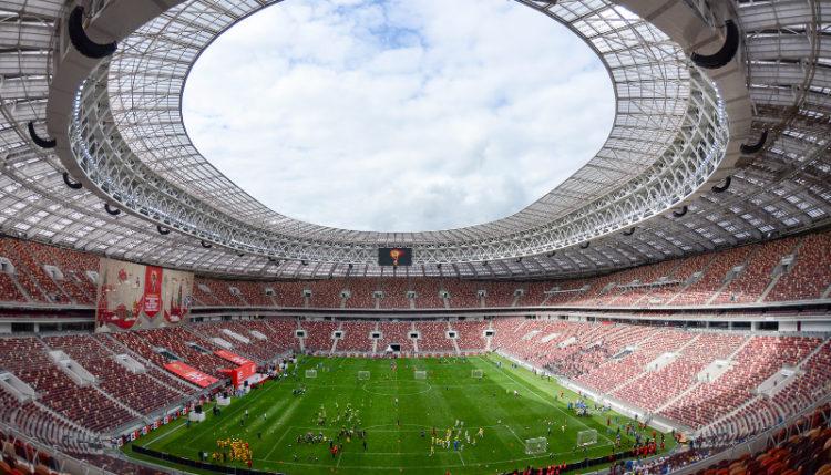 Svetovno prvenstvo v nogometu 2018. Vir: Wikipedia