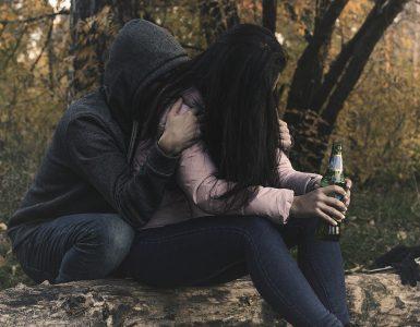 Alkohol in mladi. Vir: Pixabay