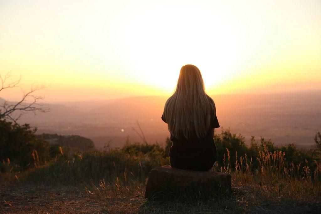 Sončni zahod. Vir: Pexels