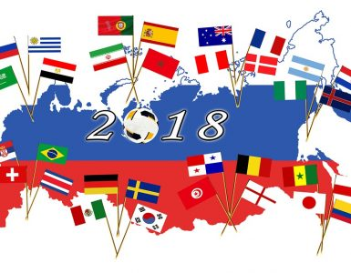Svetovno prvenstvo v nogometu Rusija 2018. Vir: Madpixel