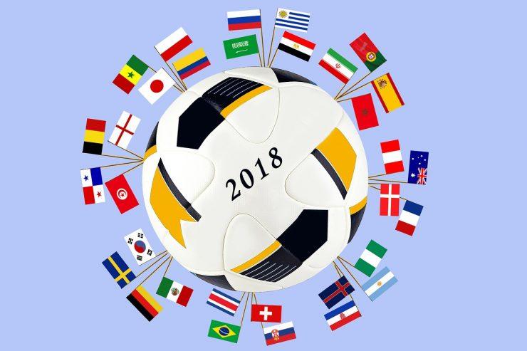 Football world championship. Credit: Pixabay