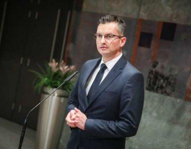 Novoizvoljeni predsednik vlade Marjan Šarec. Foto: Anže Malovrh/STA