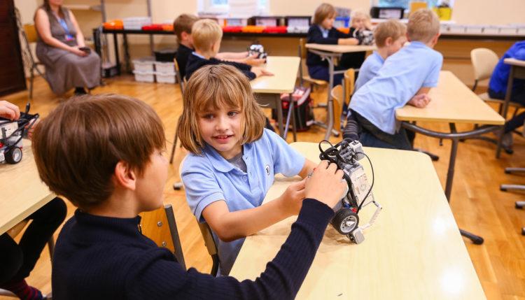 School Year. Credit: Arno Mikkor/EU2017EE